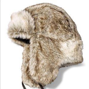 Truckee Faux Fur Trapper Hat Eddie Bauer